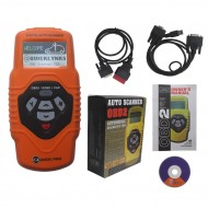 Multi-language OBDII Scanner T55 Free Update Online