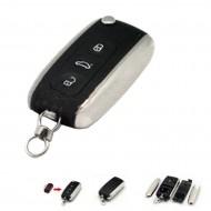 Modified Remote Key Shell 3 Button For New Porsche Cayenne