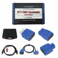 FLY OBD Terminator Full Version with J2534 Softwares Free Update Online