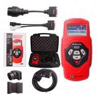 Updatable Oil Service and Airbag Reset Tool OT900