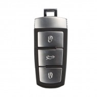 Original Smart Remote Key 3 Button 433MHZ ID46 for VW Magotan