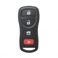 Remote 4 Button (433MHZ) VDO for Nissan