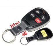 Remote 4 Buttons 315MHZ Remote Key For Kia Optima