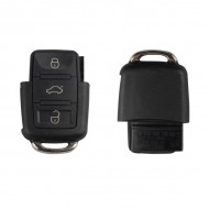 Remote Shell 3 Button For VW