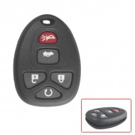 Remote Shell 5 Button for Buick