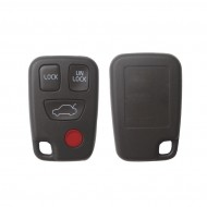 Remote Shell 3+1 Button For Volvo
