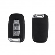 Smart Remote Key Shell 3 Button For Hyundai