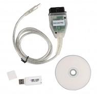VAG CAN PRO CAN BUS+UDS+K-line S.W Version 5.5.1 VCP Scanner
