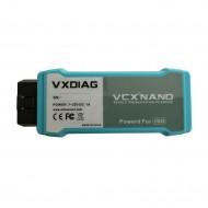WIFI Version VXDIAG VCX NANO 5054A ODIS V3.03 Support UDS protocol and OEM Software