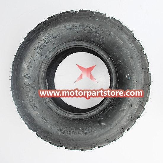Universial 19×7.00-8 Front Tire For 50cc-125cc Atv