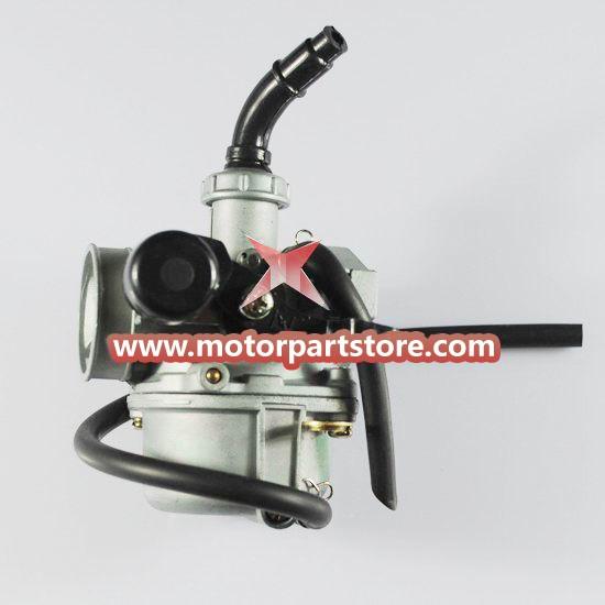 KEIHIN 19mm Carburetor with Hand Choke