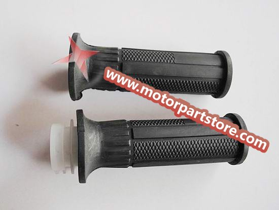 Handle grips fit for 2 stroke 49cc pocket bike