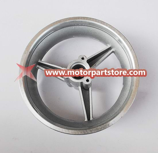 The front rim fit for the 49cc pocket bike