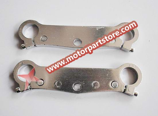 Triple Clamps fit for 2 stroke 49CC pocket bike