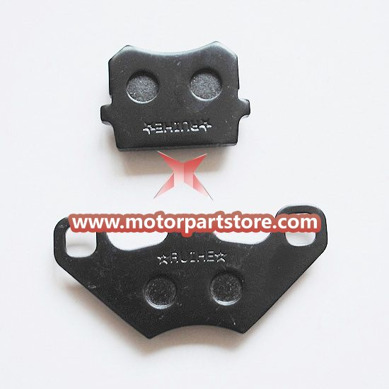 High Quality Black Brake Pads For 50CC To 125CC Atv