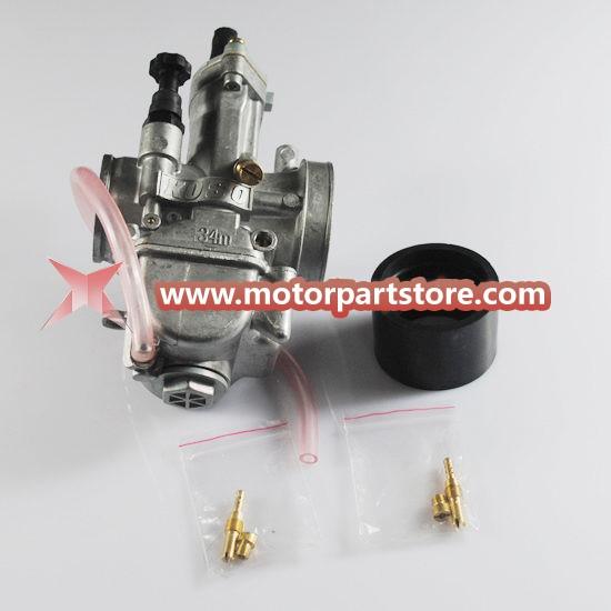 Hot Sale Koso 34mm Performance Carburetor For 300cc Atv