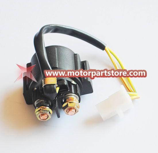 Starter Solenoid Relay for Honda CL360 CB360