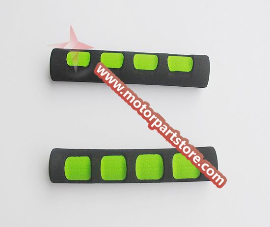 Spongy Handle Grips For Scooter And Motorcycle
