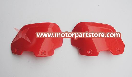 Plastic Handleguards cover is fit for dirt bike
