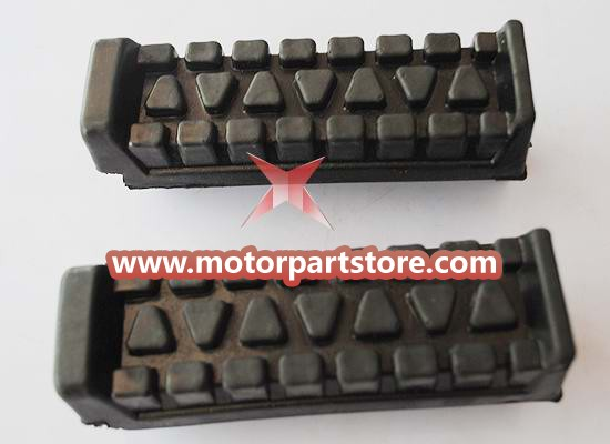 New Rubber Foot Pedal Fit For 150cc To 250cc Atv