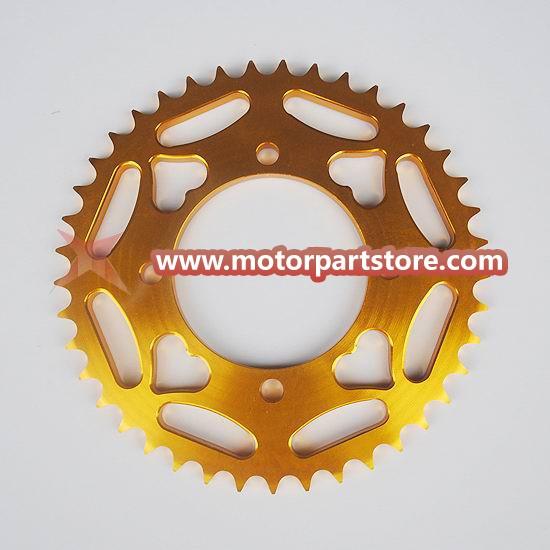 CNC 420 41teeth Sprocket for dirt bike