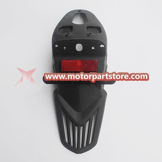 LED rear tail light brake light frame