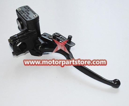 Hot Sale Black Right Brake Pump With Brake Lever