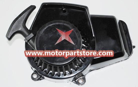 Pull Starter for 2-stroke  49cc Pocketbike.