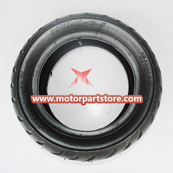 110/50-6.5 Rear Tubeless for 2-stroke Mini Pocket