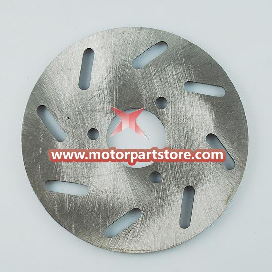 The front brake disc fit for the 49CC pocket bike