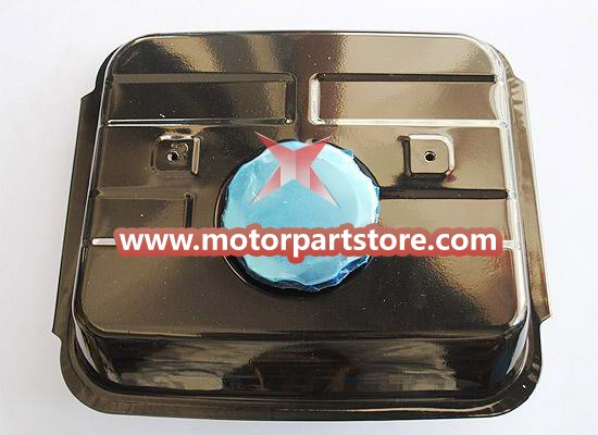 The fuel tank fit for 110cc to 150cc go karts
