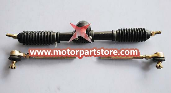 The 440mm tie rod assy fit for 110cc  go karts