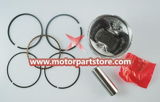 New Piston Assembly For CG 125cc ATV, Go Kart.