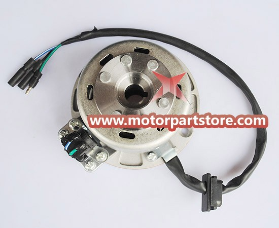 6-Coil Magneto Stator with Magneto rotor
