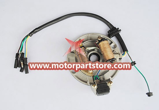 2-Coil Magneto Stator fit for LIFAN 125CC engine