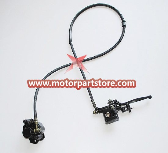 The front disc brake assy for the 110cc to 250cc