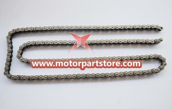 428H-144 KMC Chain for ATV, Dirt Bike & Go Kart.