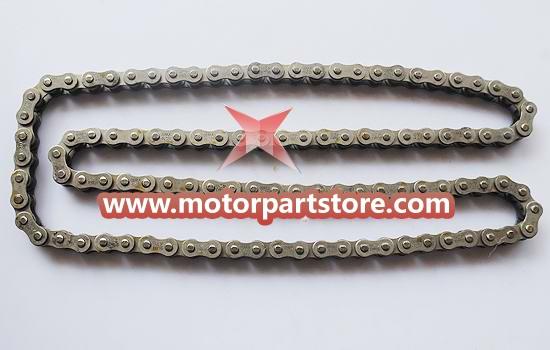 428-104 Chain for ATV, Dirt Bike & Go Kart.