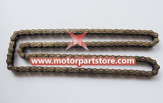 428H-104 Chain for ATV, Dirt Bike & Go Kart.