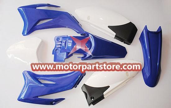Plastic Body Assy for TTR Dirt Bike.
