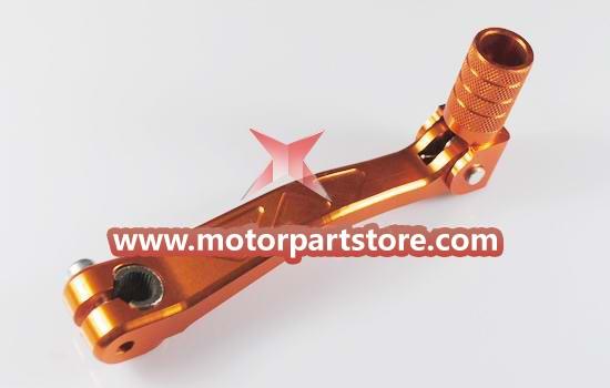 CNC Gear shift lever for 4-stroke 50cc-125cc