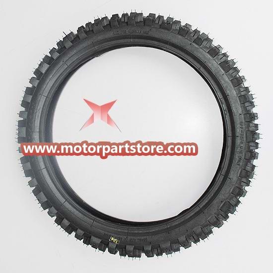 60/100-14 Front Tire for 50cc-125cc Dirt Bike.