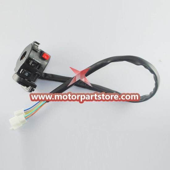 Hot Sale 4-Function Left Switch Assembly With Choke Lever