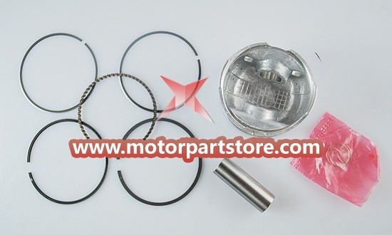High Quality Piston Assembly For LC125CC Atv