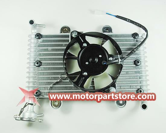 High Quality Radiator With Fan Fit For Shineray ST-I-XE Atv