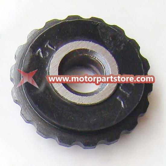 The tensioner fit YX140 dirt bike