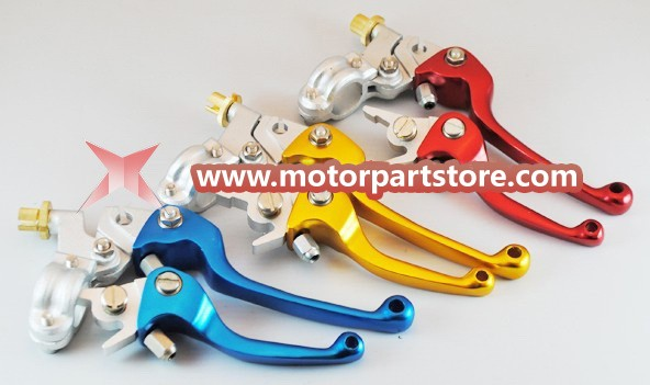New Brake & Clutch Lever for CRF70 style