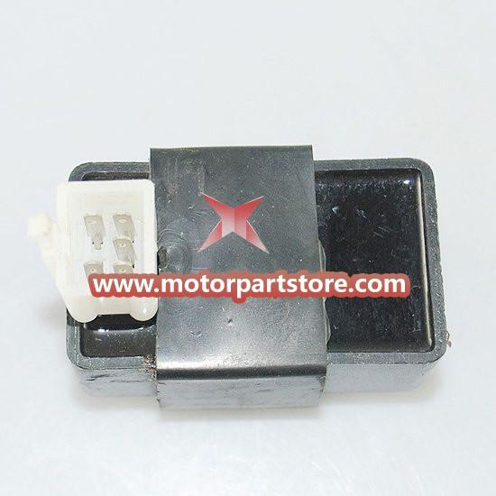 New Black 5-Pin CDI Fit For 110cc Atv