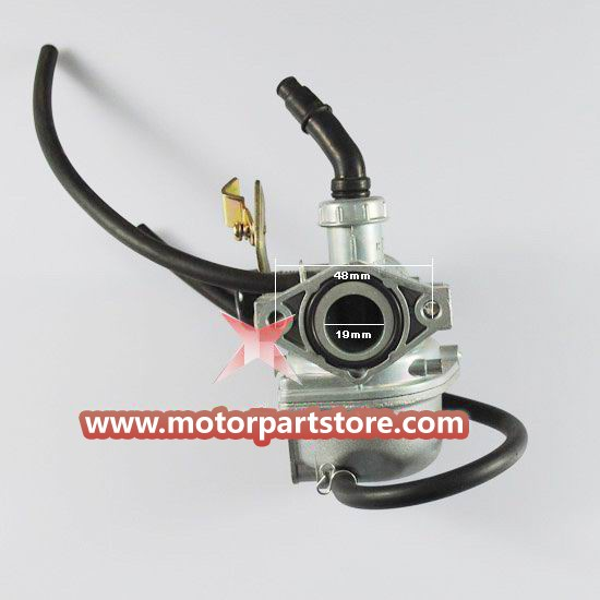 HIgh Quality Kunfu19mm Carburetor With Cable Choke