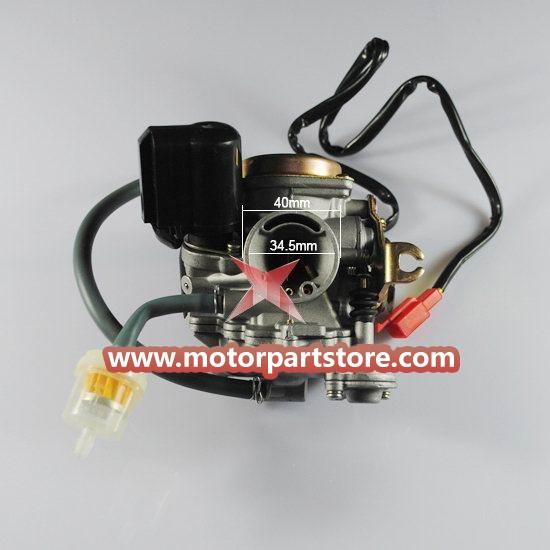 Hot Sale 19mm Carburetor For GY6 50cc Atv